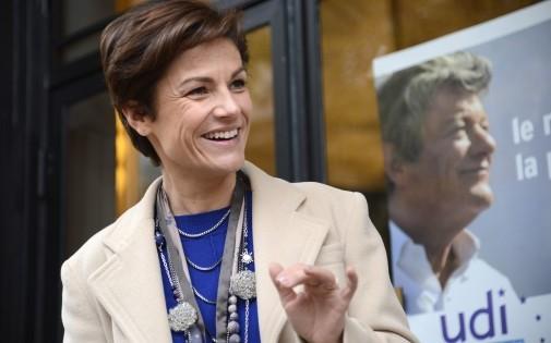 Chantal Jouanno, sénatrice UDI de Paris