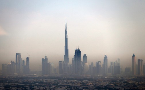 La ville de Dubaï et ses gratte-ciel le 25 novembre 2013 (photo d'illustration).